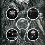 Darkthrone button set  'Old Star'_