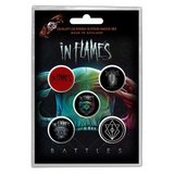 In Flames button set  'Battles'_