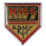 Kiss speldje Army Pennant_