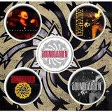 Soundgarden button set - Badmotorfinger_