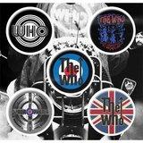 The Who button set - Quadrophenia_