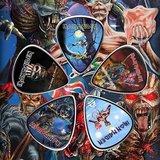 Iron Maiden plectrum set 'Later albums'_