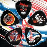 Judas Priest plectrum set (5 stuks)_