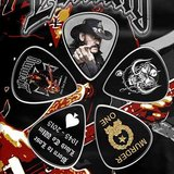 Lemmy plectrum set 'Stone Deaf Forever'_