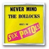 Sex Pistols speldje - Never mind the bollocks_