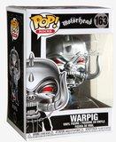 Funko POP! Rocks Vinyl Figure - Warpig Motörhead_