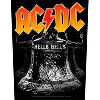 AC/DC back patch 'Hells Bells'