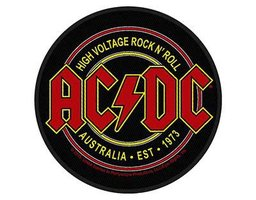 AC/DC back patch - High Voltage Rock 'n Roll