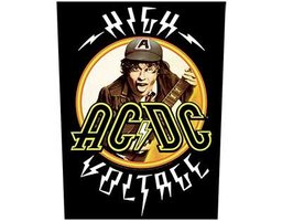 AC/DC back patch 'High Voltage'