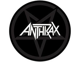 Anthrax back patch 'Pentathrax'
