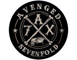 Avenged Sevenfold back patch - A7X