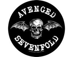 Avenged Sevenfold back patch - Death Bat