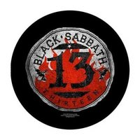 Black Sabbath back patch - 13