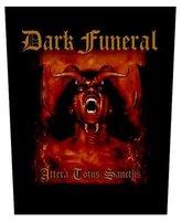 Dark Funeral back patch 'Attera Totus Sanctus'