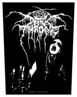 Darkthrone back patch 'Transilvanian Hunger'