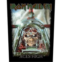 Iron Maiden back patch 'Aces High'