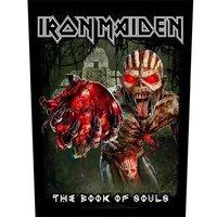 Iron Maiden back patch 'Eddie's Heart'