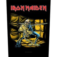 Iron Maiden back patch 'Piece of mind'