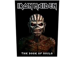 Iron Maiden back patch 'The Book of Souls'