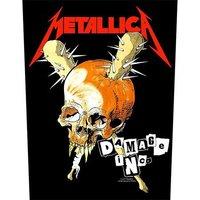 Metallica back patch 'Damage Inc.'