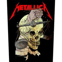 Metallica back patch 'Harvester of sorrow'