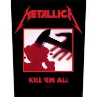 Metallica back patch 'Kill 'em all'