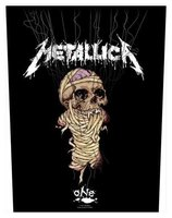 Metallica back patch 'One'