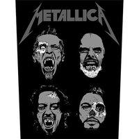 Metallica back patch 'Undead'