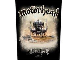 Motorhead back patch 'Aftershock'
