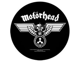Motorhead back patch - Hammered