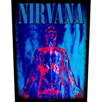 Nirvana back patch - Sliver
