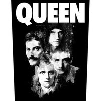 Queen back patch 'Faces'