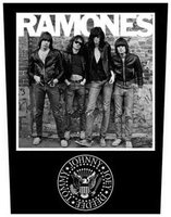 Ramones back patch '1976'