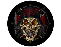 Slayer back patch 'Wehrmacht Circular'