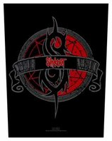 Slipknot back patch 'Crest'