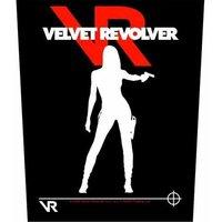 Velvet Revolver back patch 'Contraband'