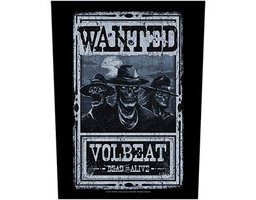 Volbeat back patch - Wanted