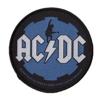 AC/DC patch 'Angus'