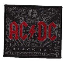 AC/DC patch 'Black Ice'