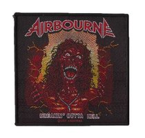 Airbourne patch - Breakin  Outta Hell
