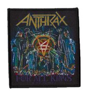 Anthrax patch 'For All Kings'