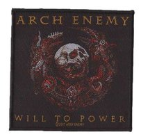 Arch Enemy patch 'Will To Power'