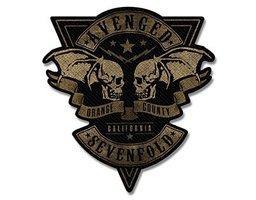 Avenged Sevenfold patch 'Orange County'