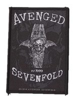 Avenged Sevenfold patch 'Overshadowed'