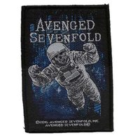 Avenged Sevenfold patch 'The Stage'