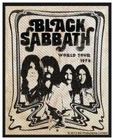 Black Sabbath patch 'band'