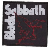 Black Sabbath patch 'Creature'