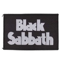 Black Sabbath patch 'Logo'