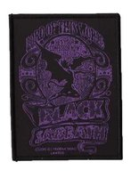 Black Sabbath patch 'Lord of this World'