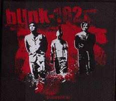 Blink-182 patch